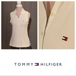 Tommy Hilfiger 💯 Auth. Sleeveless Polo